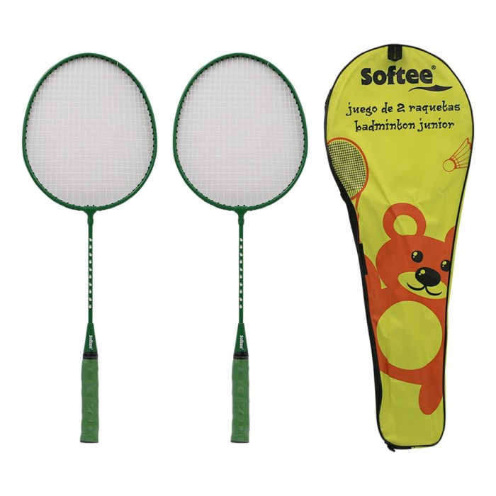 [해외]SOFTEE Badminton Junior Set 12137768132 Green