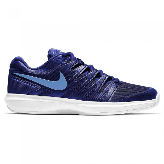 [해외]나이키 Court Air Zoom Prestige Clay Man12137479887 Deep Royal Blue / Coast / White