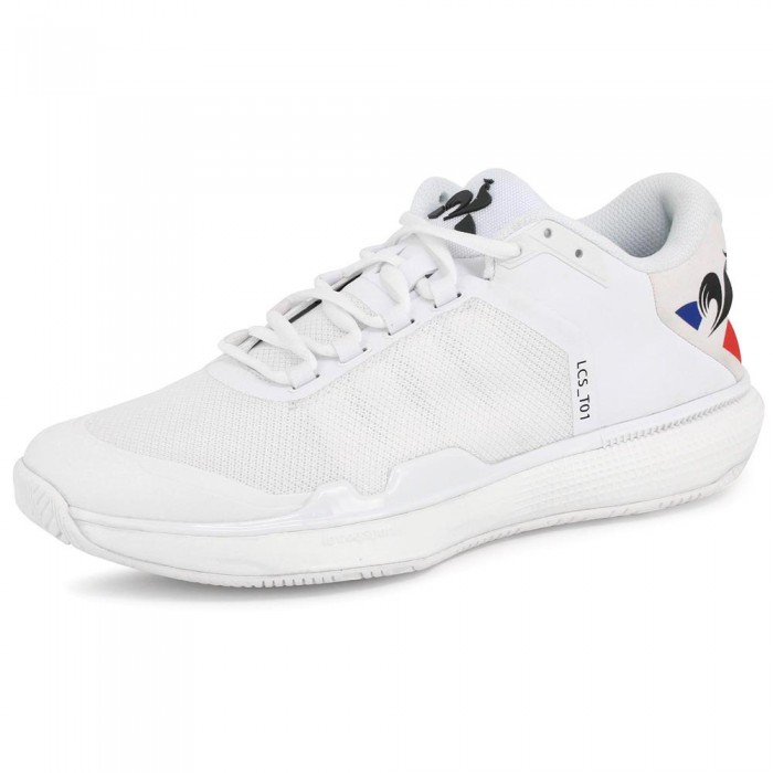 [해외]르꼬끄 LCS_T01 Hard Court Man12137624248 Optical White