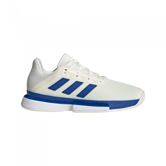 [해외]아디다스 Solematch Bounce Man12137668060 Off White / Team Royal Blue / Ftwr White