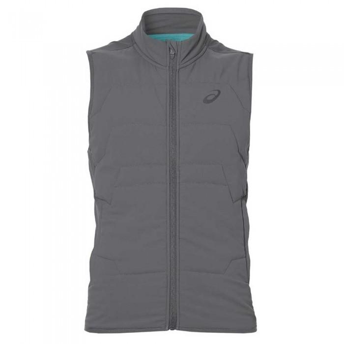 [해외]아식스 Athlete Padded Vest 12136649828 Castlerock