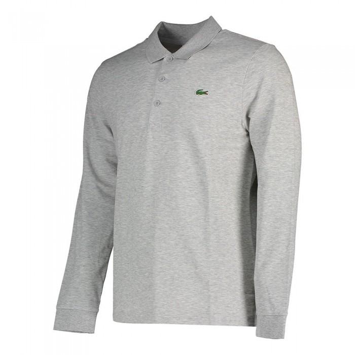 [해외]라코스테 Sport Cotton Ottoman 12137685050 Grey Chine / Grey Chine