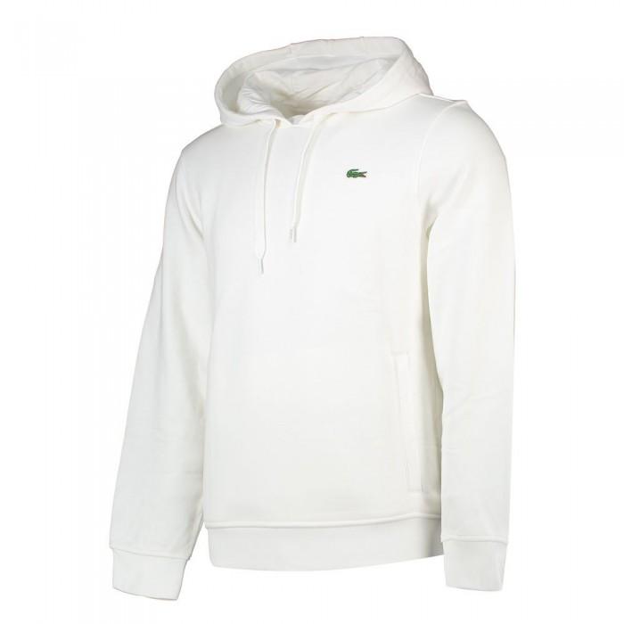 [해외]라코스테 Sport Hooded 12137648566 White