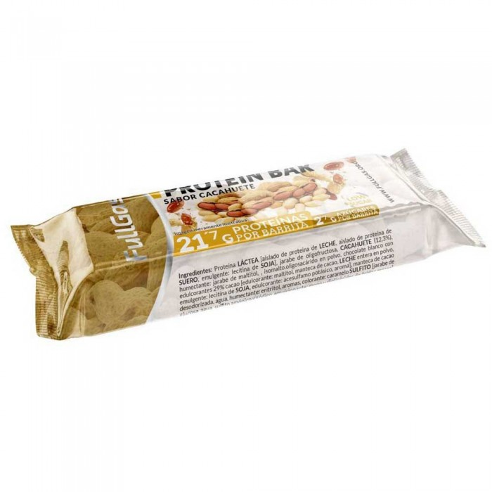 [해외]FULLGAS Low Carb Protein 20 Bars 7137482272