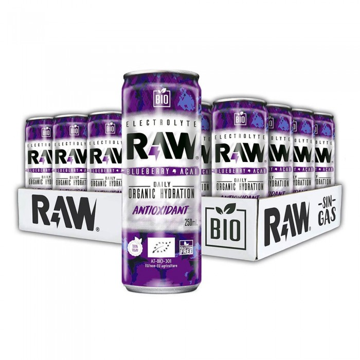 [해외]RAW SUPERDRINK Antioxidant 250ml x 24 Cans 7137693667