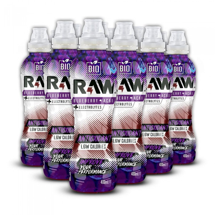 [해외]RAW SUPERDRINK Antioxidant 400ml x 12 Bottles 7137693670