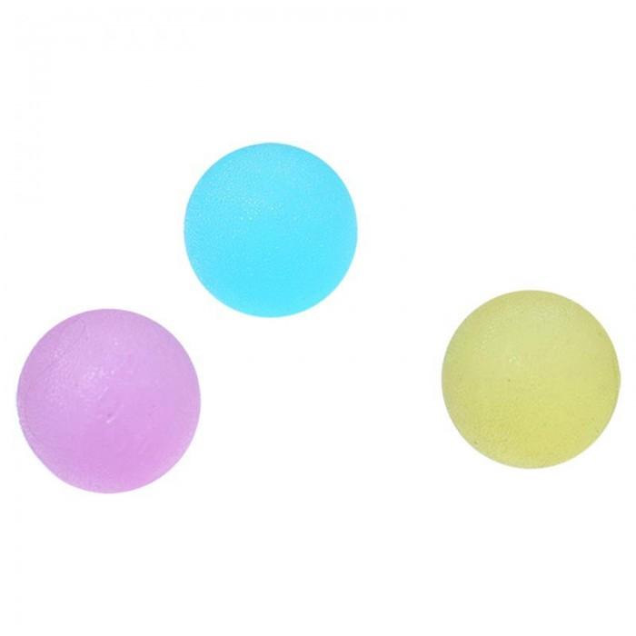[해외]SOFTEE 3 Balls to Exercise Hands 7137772503 Multicolour