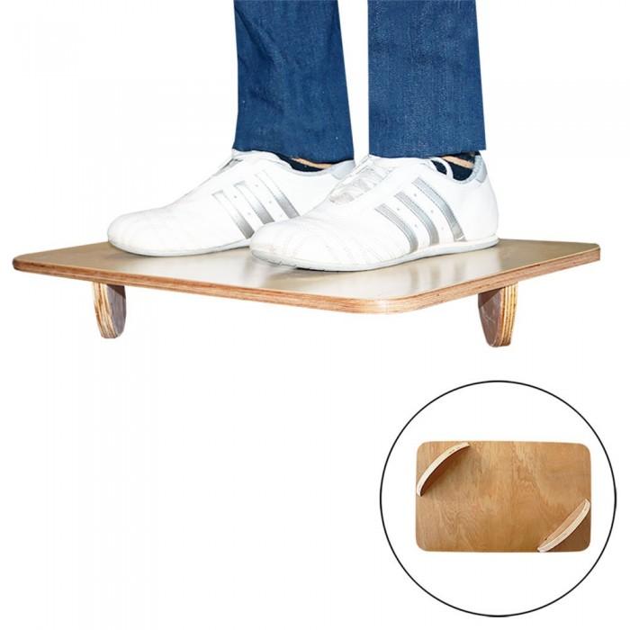 [해외]SOFTEE Balance Board Semicircles 7137772518 Wood