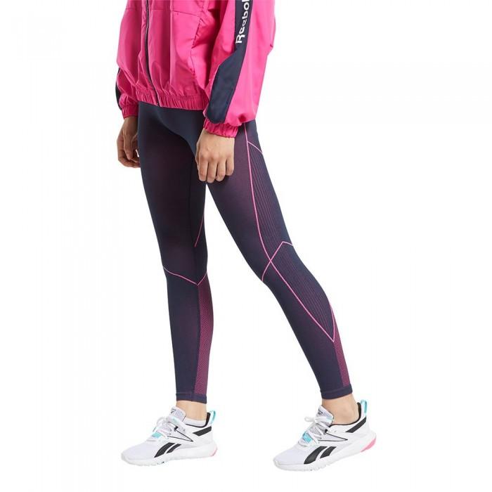 [해외]리복 Workout Ready Myt Seamless 7/8 7137645073 Black