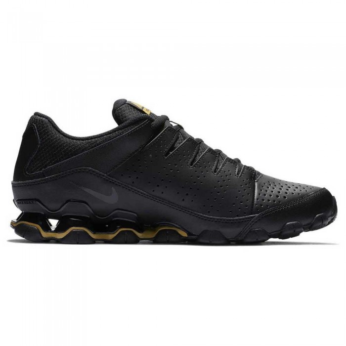 [해외]나이키 Reax 8 TR Man7136901354 Black / Metallic Gold