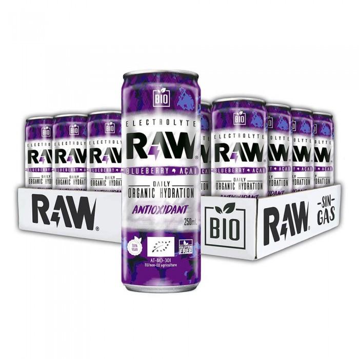 [해외]RAW SUPERDRINK Antioxidant 250ml x 24 Cans 6137693667