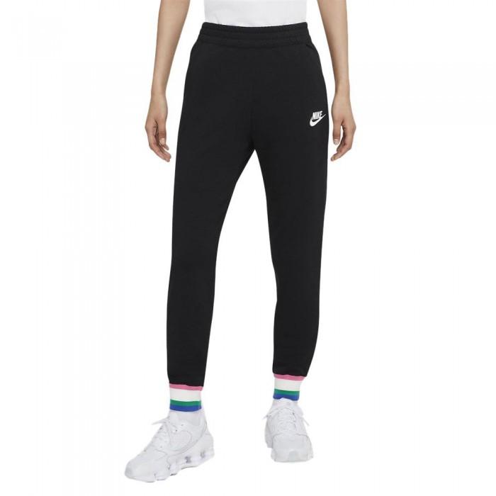 [해외]나이키 Sportswear Heritage Fleece Joggers 6137483858 Black / Sail / White