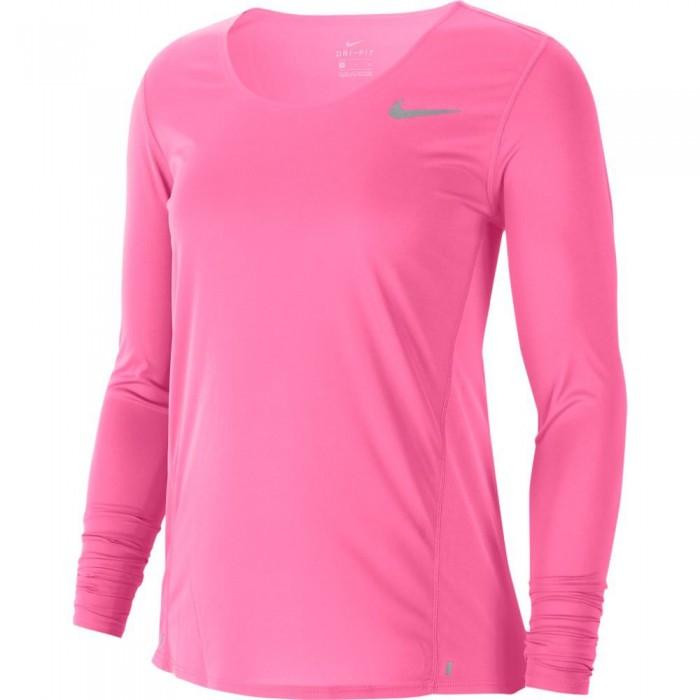 [해외]나이키 Running Top 6137707948 Pink Glow / Reflective Silver