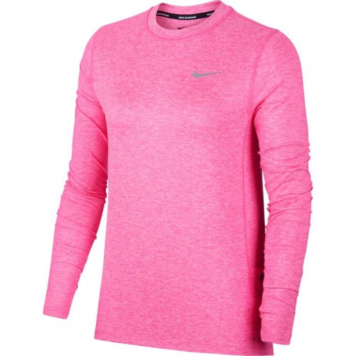 [해외]나이키 Element Running Crew 6137708176 Hyper Pink / Pink Glow / Htr / Reflective Silver
