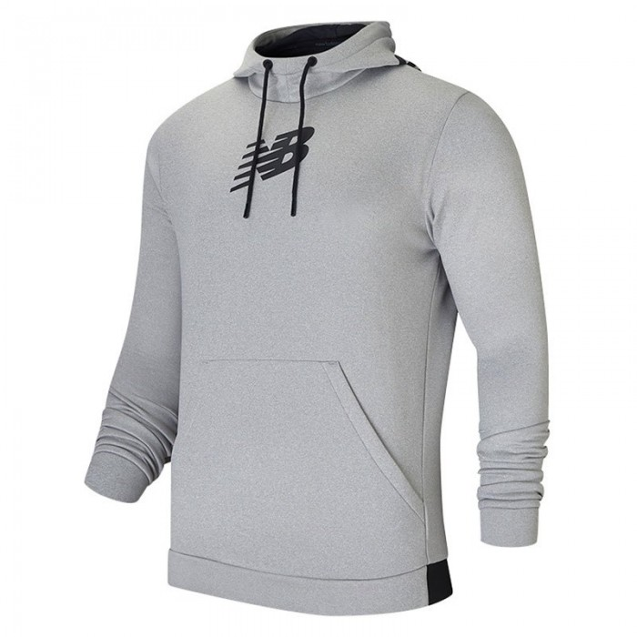 [해외]뉴발란스 Graphic Tenacity Pullover 6137616183 Grey