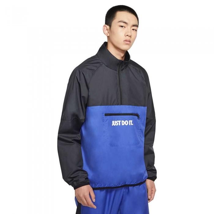 [해외]나이키 Sportswear Just Do It Woven 6137483428 Black / Astronomy Blue
