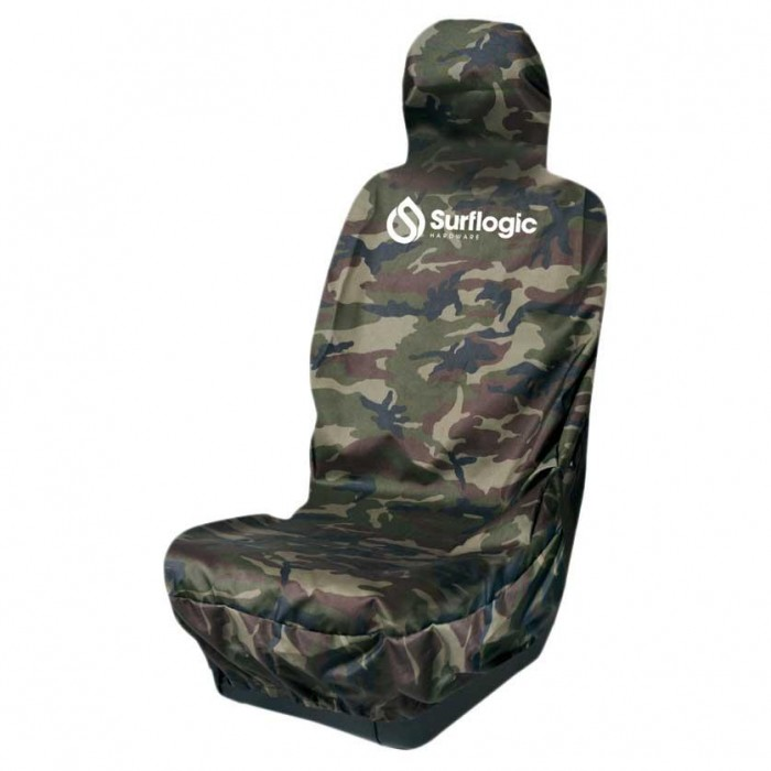 [해외]SURFLOGIC Waterproof Car Sear Cover 14136846039 Camo