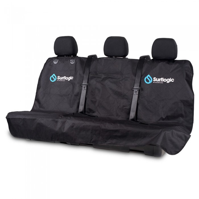 [해외]SURFLOGIC Waterproof Car Seat Triple Cover 14137794684 Black