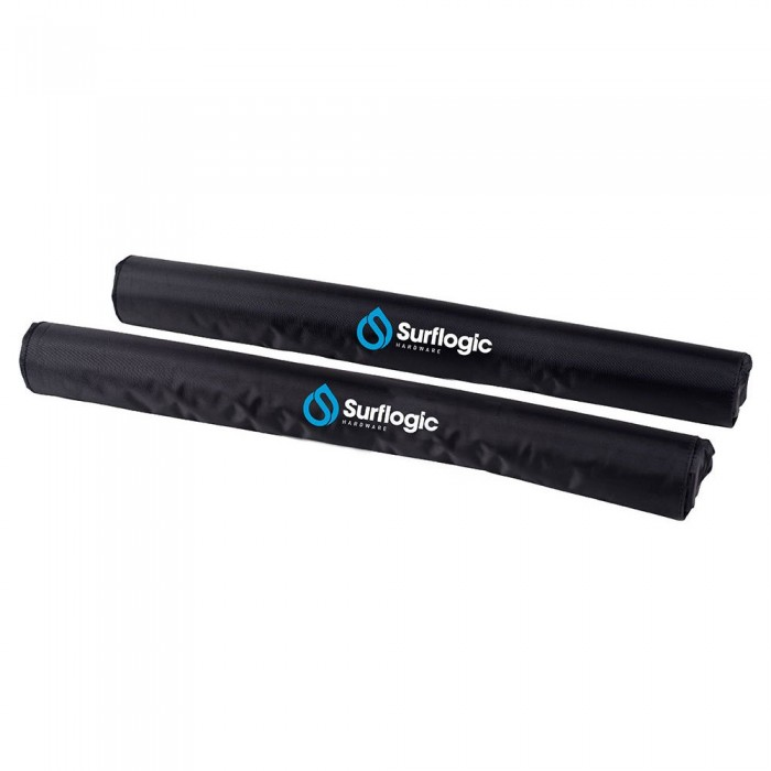 [해외]SURFLOGIC Round Rack Pads 14137797060 Black