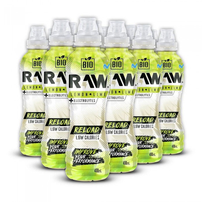 [해외]RAW SUPERDRINK Reload 400ml x 12 Bottles 14137693666