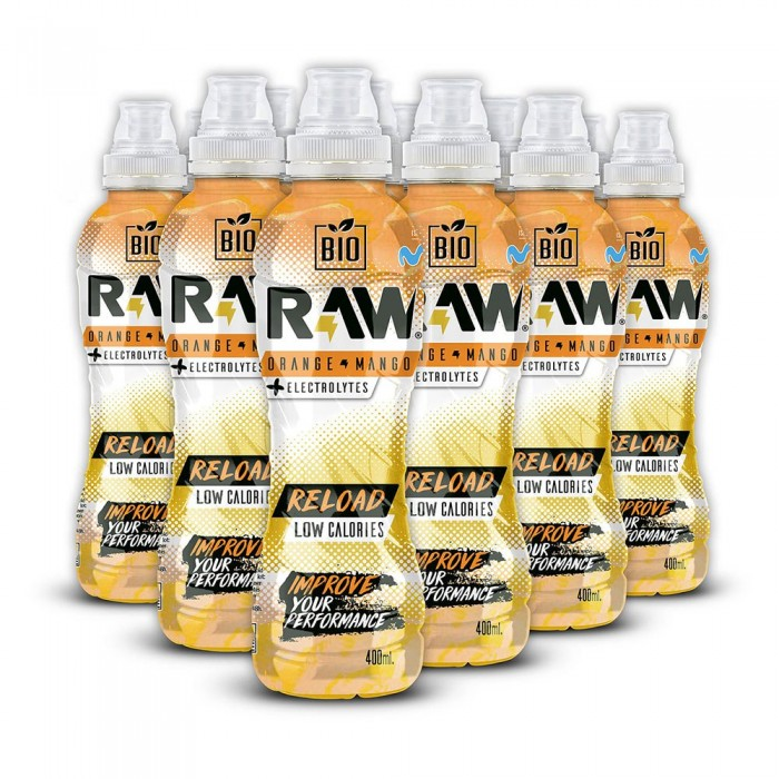 [해외]RAW SUPERDRINK Reload 400ml x 12 Bottles 14137693668