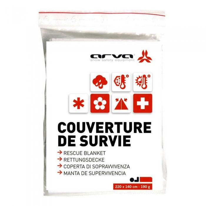 [해외]ARVA Rescue Blanket 14135875797 Silver