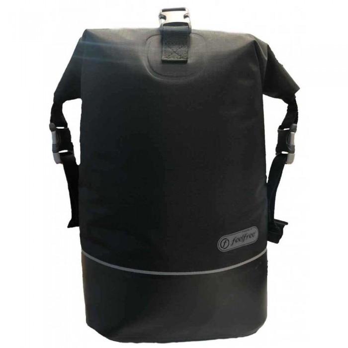 [해외]FEELFREE GEAR Dry Tank Mini Ripstop 12L 14137766141 Black / Black