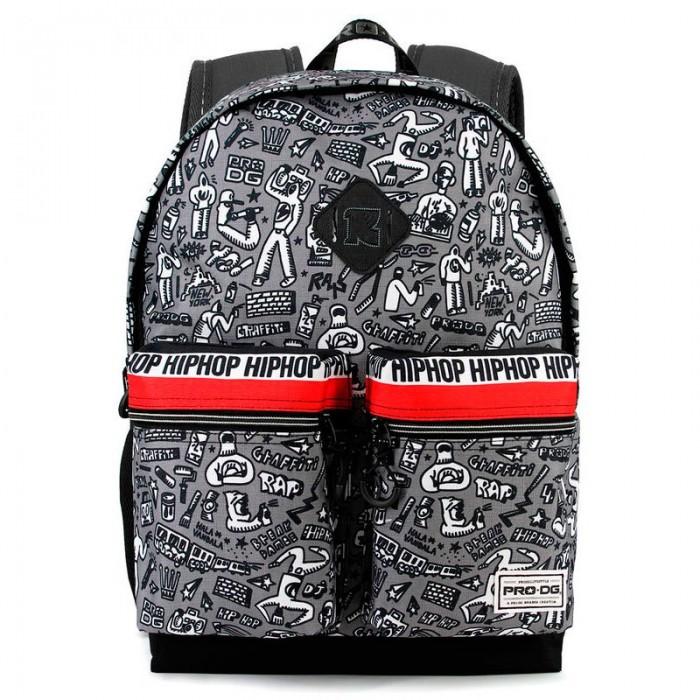 [해외]KARACTERMANIA Pro DG Hip Hop Adaptable Front Pockets 30 cm 14137783986 Grey