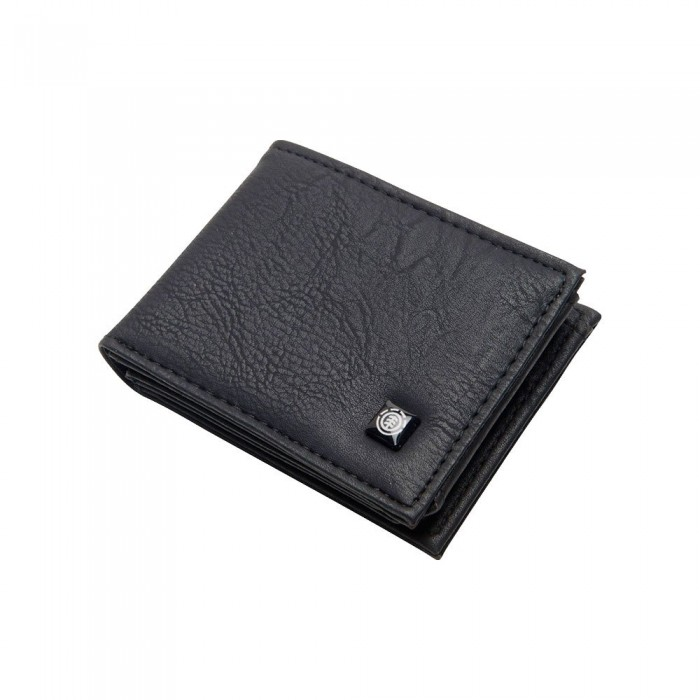 [해외]엘레먼트 Segur Leather Wallet 14137672958 Black