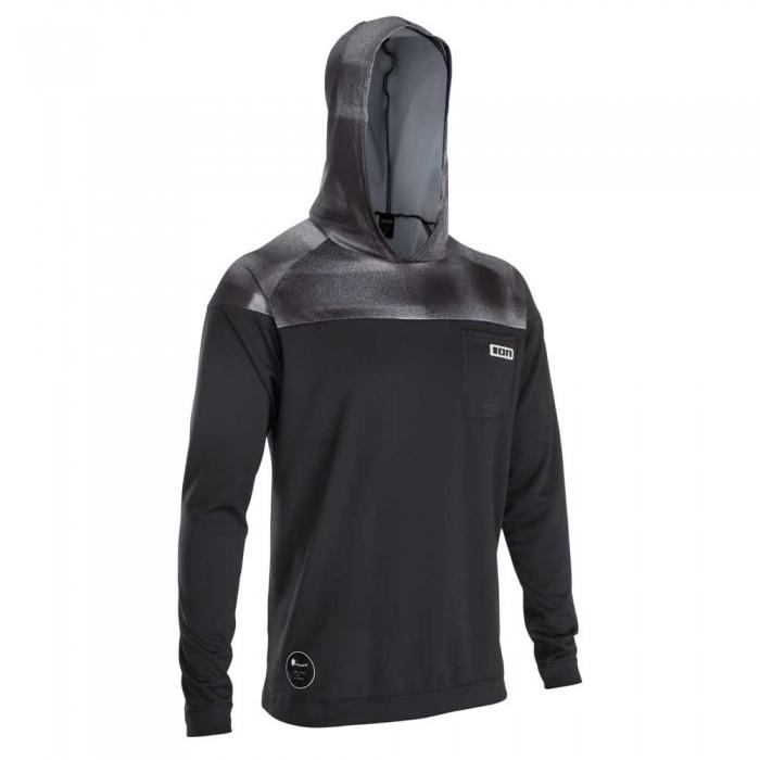 [해외]ION Wetshirt Hood 14137780869 Black