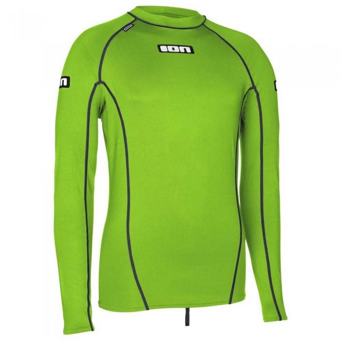 [해외]ION Promo Rashguard 14137780901 Lime Green