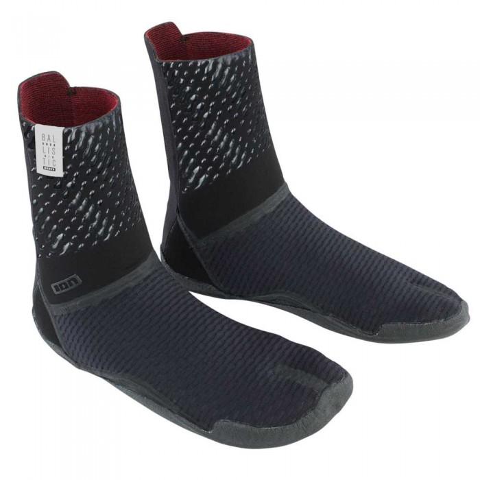 [해외]ION Ballistic Socks 6/5 mm IS 2019 14137780765 Black