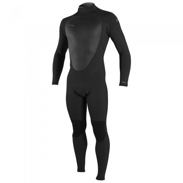 [해외]오닐 웻슈트 Epic 3/2 mm Back Zip Suit 14137702077 Black / Black / Black