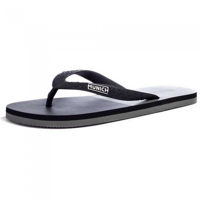 [해외]무니치 Split Slides Man14137479370 Black / Grey