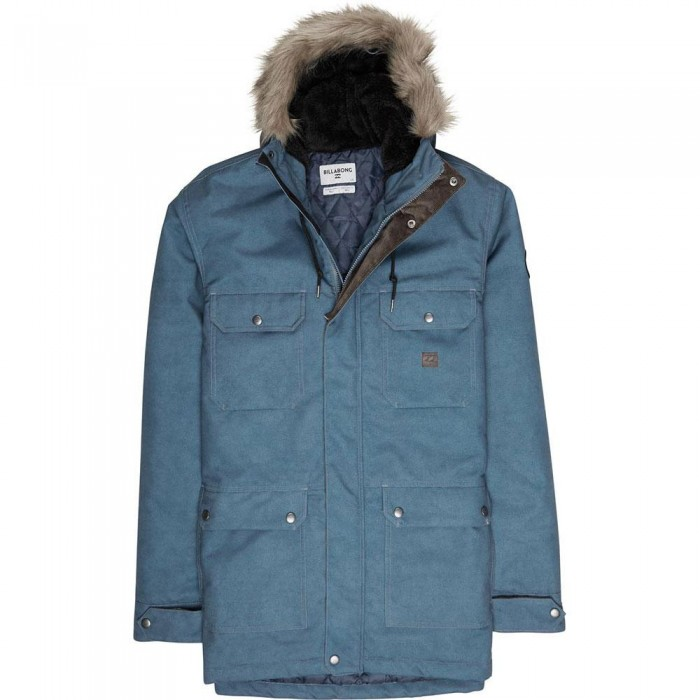 [해외]빌라봉 Olca 10K Jacket 14136910448 Washed Blue