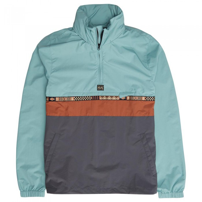 [해외]빌라봉 Wind Swell Anorak 14137017910 Dust Green