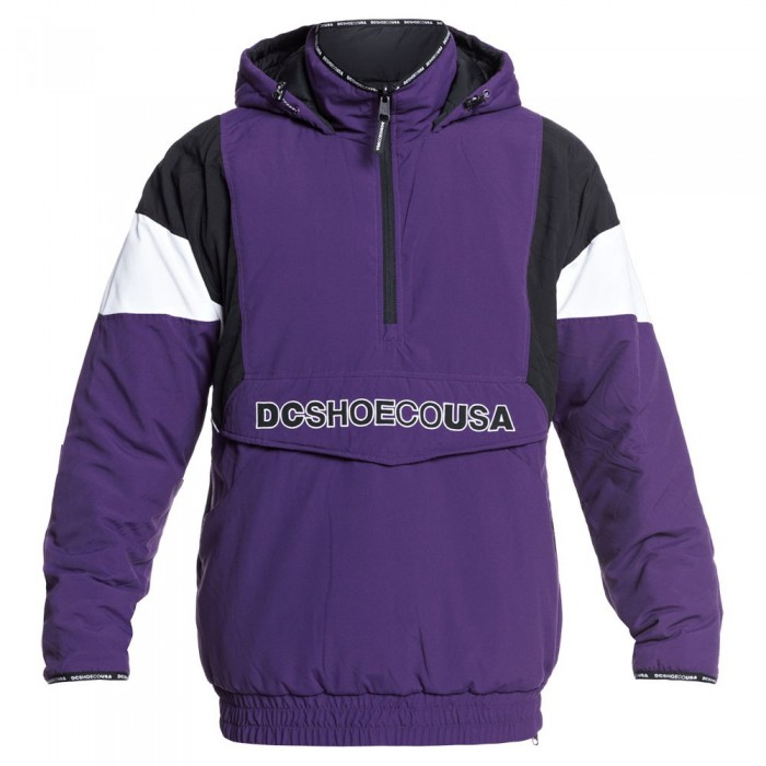 [해외]DC슈즈 Transition Reversible Anorak 14137588404 Grape