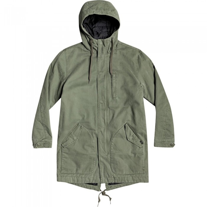 [해외]루카 Standard Issue Parka 14137676506 Sequoia Green