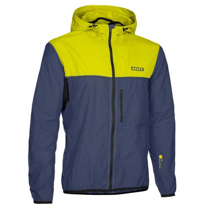 [해외]ION Windbreaker 14137780606 Lime / Dark Blue