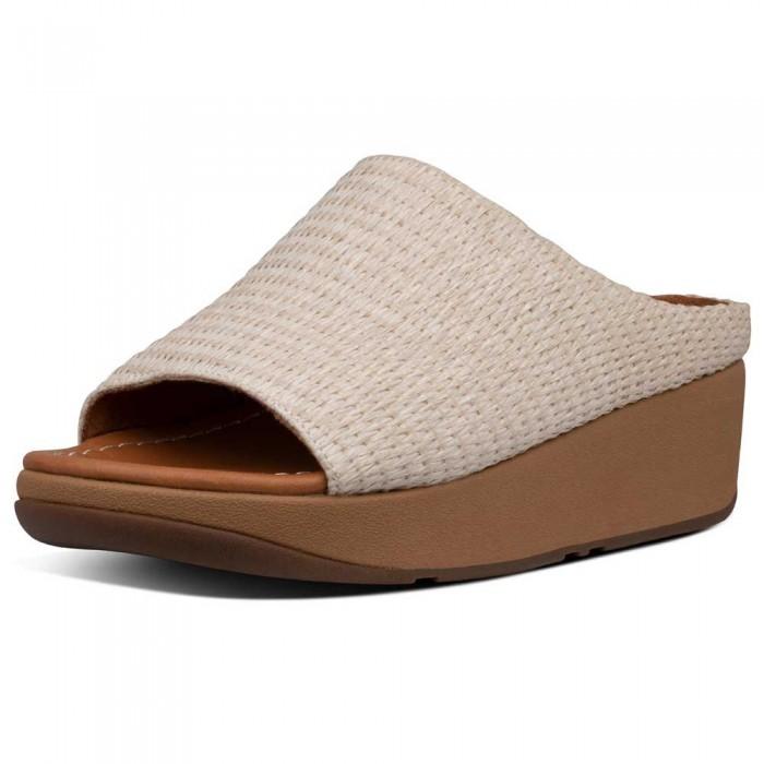 [해외]핏플랍 Imogen Basket Weave Stone