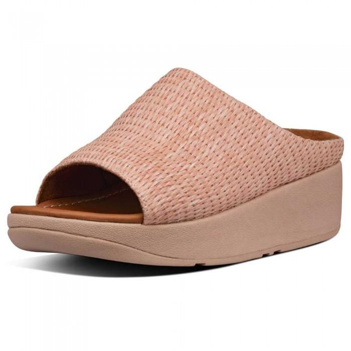[해외]핏플랍 Imogen Basket Weave Soft Pink