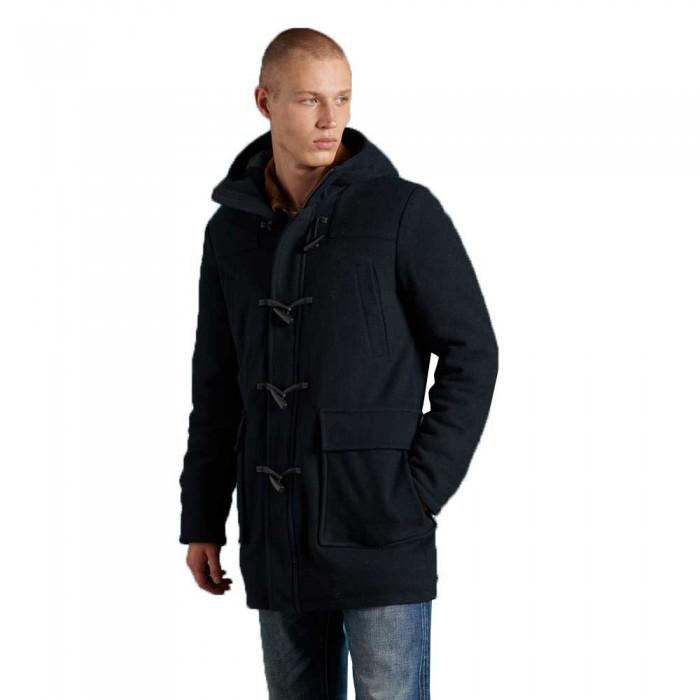 [해외]슈퍼드라이 Wool Duffle 137559985 Dark Navy