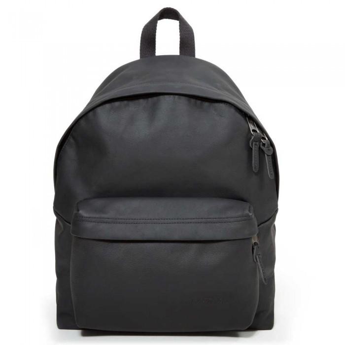 [해외]이스트팩 Padded Pak R 24L 136382360 Black Ink Leather
