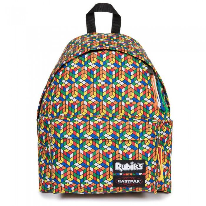 [해외]이스트팩 Padded Pak R 24L 137752067 Rubik´S Color