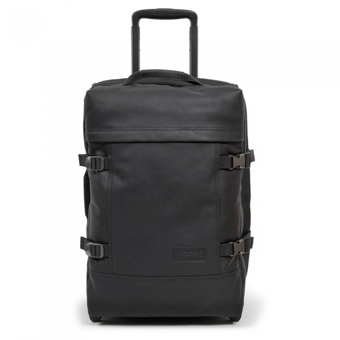 [해외]이스트팩 Tranverz 42L 137303555 Black Ink Leather
