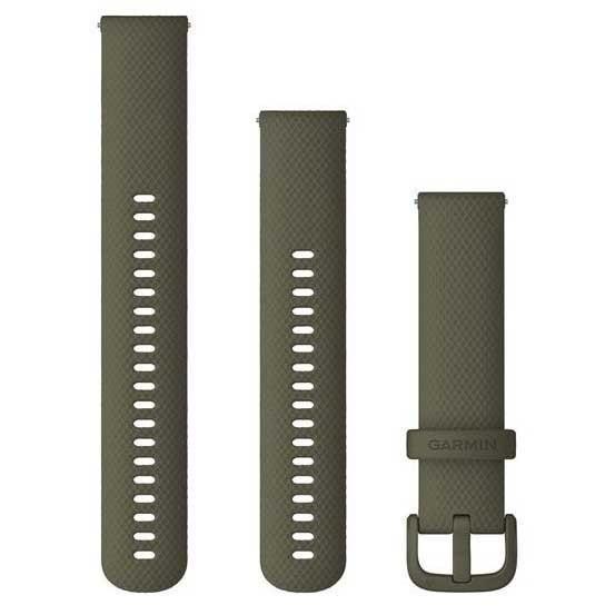 [해외]가민 Quick Release Bands 20 mm 6137806558 Moss