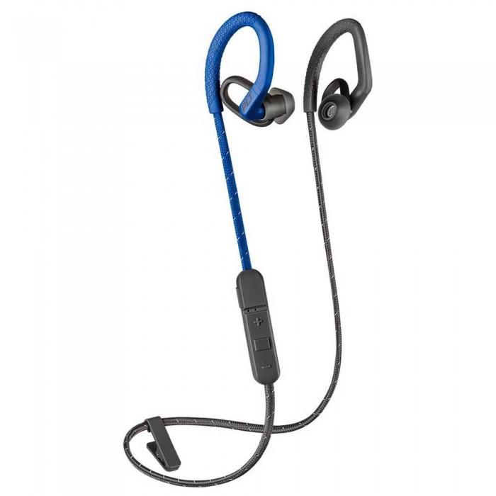 [해외]PLANTRONICS Backbeat Fit 350 6137571460 Grey / Blue