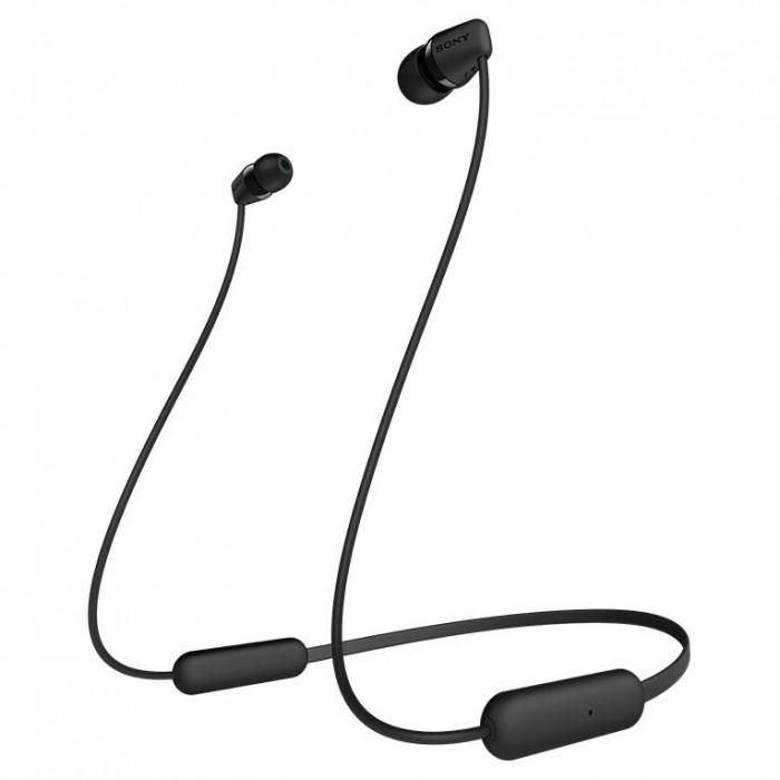 [해외]SONY WI-C200B In-Ear 6137721463 Black