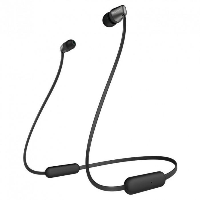 [해외]SONY WI-C310 In-Ear 6137721464 Black