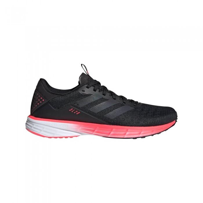 [해외]아디다스 Sl20 Woman6137668521 Core Black / Core Black / Signal Pink